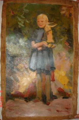 Altman Nathan. Lelia in Malachovka