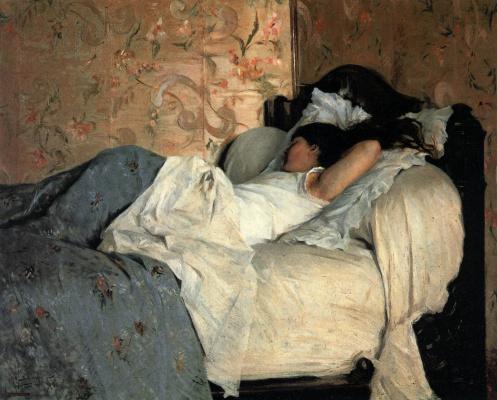 Федерико Дзандоменеги. В постели