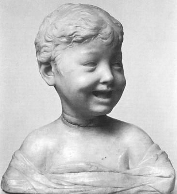 Десидерио Да Сеттиньяно. Мальчик