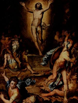 Марко даль Пино. Воскресение Христово