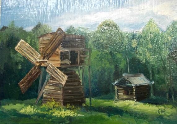 Irina Belyaeva. Mill
