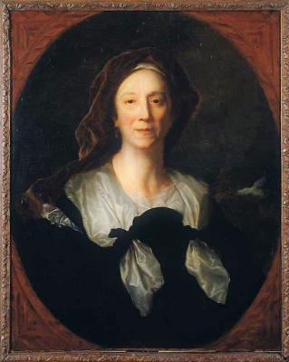 Портрет Марии Серро