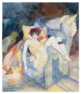 Жанна Маммен. Пепельная среда