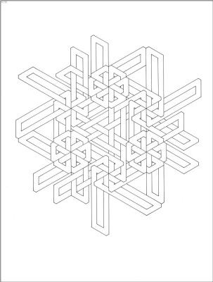 Коити Сато. Оптические иллюзии 29