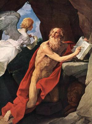 Guido Reni. Saint Jerome