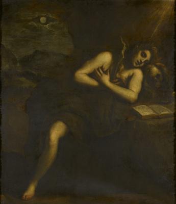 Jacopo Palma Junior. The Penitent Magdalene