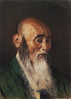 Vasily Vasilyevich Vereshchagin. The Japanese priest