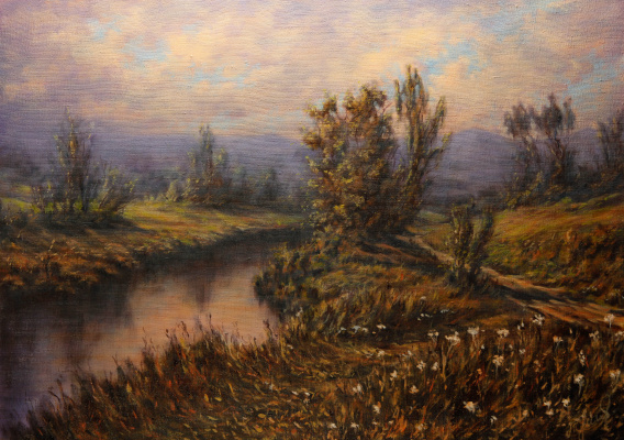 Valery Levchenko. No. 147 Beautiful landscape