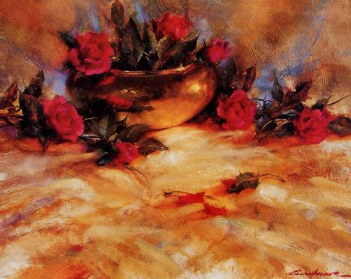 Ричард Филлхоуер. Розы и латунь