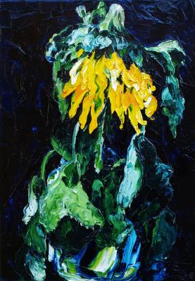 Alexander Ocher Kandinsky-DAE. Sunflower