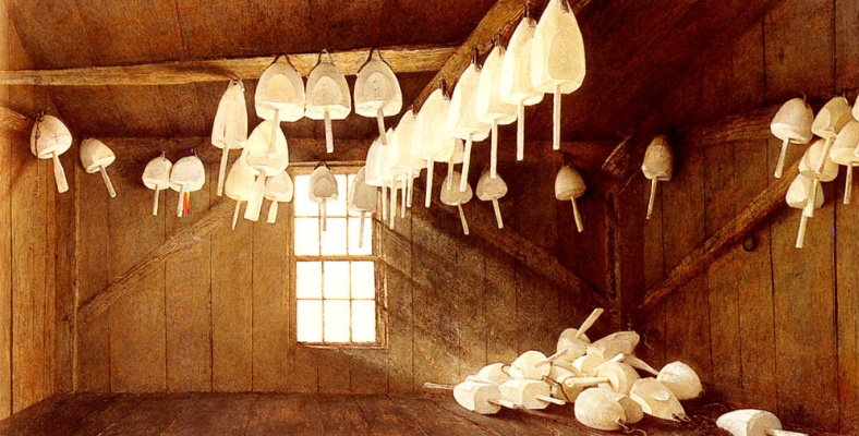 Andrew Wyeth. Tomorrow