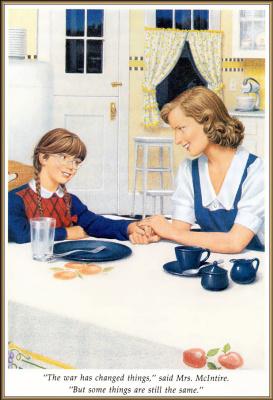 Ник Баскет. Американская девочка Молли. Первая книга о Молли 06