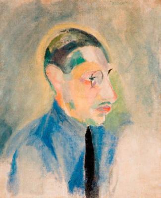 Robert Delaunay. Igor Stravinsky
