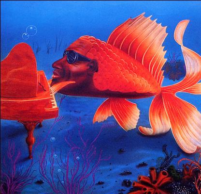 Тони Эйвери. Рыбы в очках