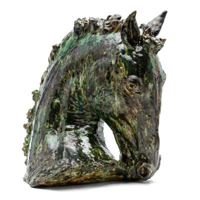 Роман Юрьевич Твердохлебов. Horse's head