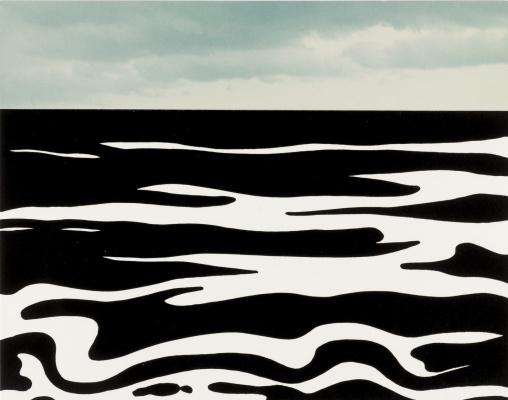 "(no name). Landscape 9. Portfolio ""10 surroundings"""