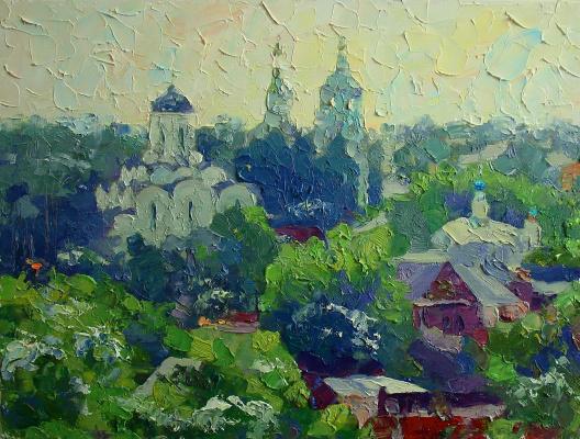 Michael Mine. The Knyaginin convent