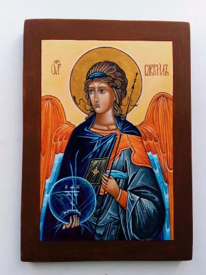 Catherine Satulina. Archangel Gabriel