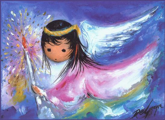 Тед Дегразиа. Свет ангела