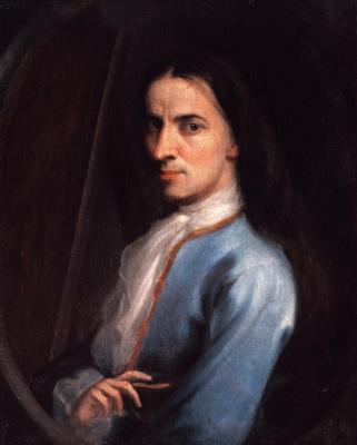 Хуан Родригес Хуарес. Автопортрет