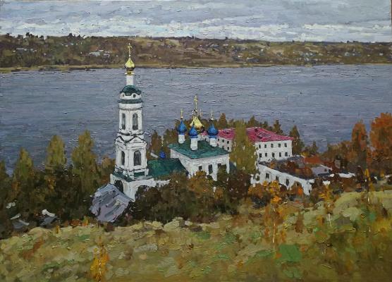 Василий Васильевич Куракса. Quiet Autumn