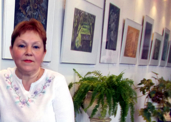 "Svetlana Ivanovna Kataeva. The exhibition ""Through the prism of the soul"""