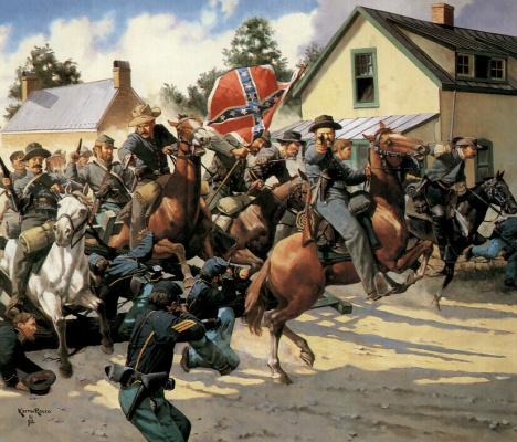 Кит Рокко. Гражданская война Америки 8
