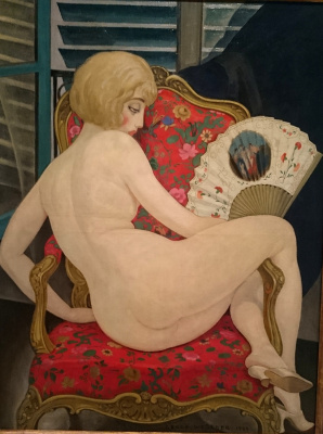 Gerda Wegener. Lily, hot summer