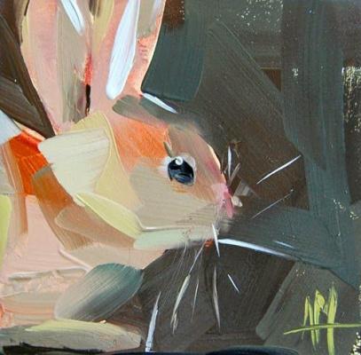 Angela Moulton. Rabbit