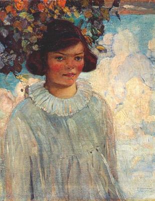 Варли. Портрет Жаннет