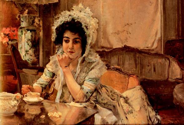 Эмилио Сала Фрэнсис. Чайная церемония