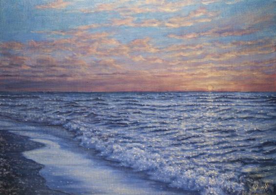 Valery Levchenko. No. 457 Seascape