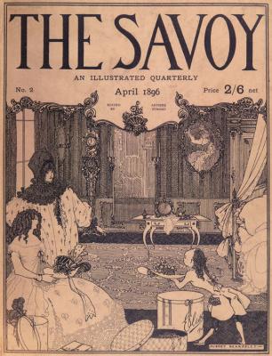 Aubrey Beardsley. The Savoy