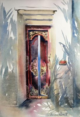 Anastasia Volkova. Magic Door