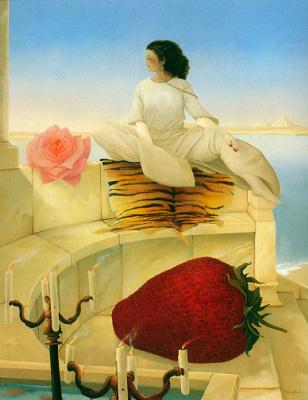 Michael Parkes. Strawberry