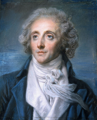 Jean-Baptiste Dreams. Portrait Of Nicolas Anselm