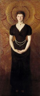 John Singer Sargent. Isabella Stewart Gardner