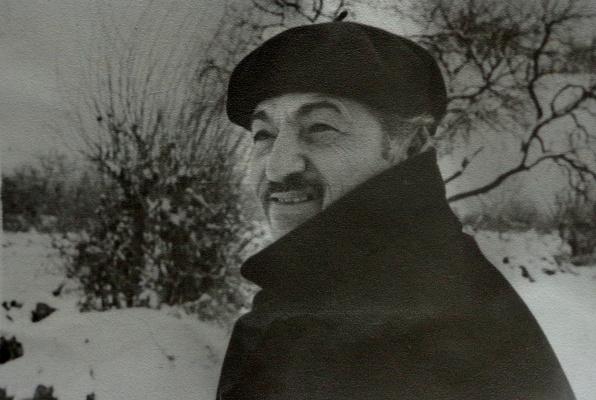 Арташес Саакович Абраамян. ФОТО ПОРТРЕТ