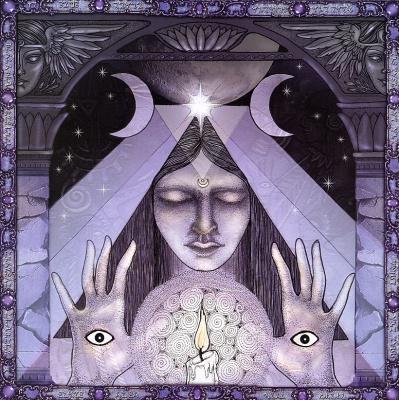 Катлин Брин. Богиня Магии