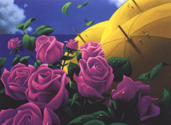 Клод Теберж. Розье