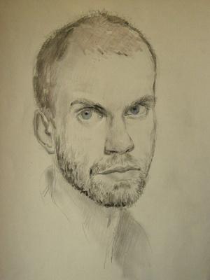Андрей Ноаров. Автопортрет
