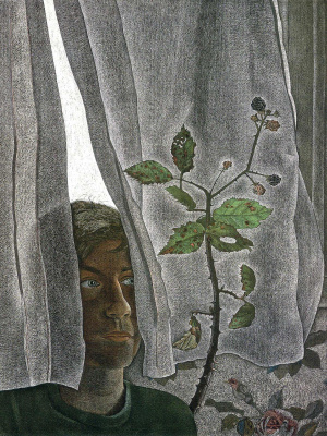 Lucien Freud. Sprout