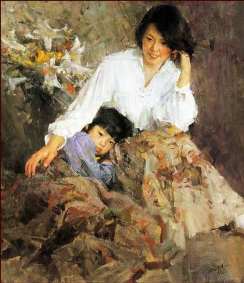 Миан Ситу. Нежность матери