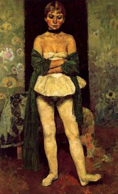 Хосеп-Мария Маллол Суасо. Портрет 3