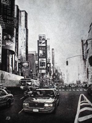 Эльёр Абдуллаев. New York