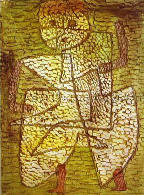 Paul Klee. The man of the future