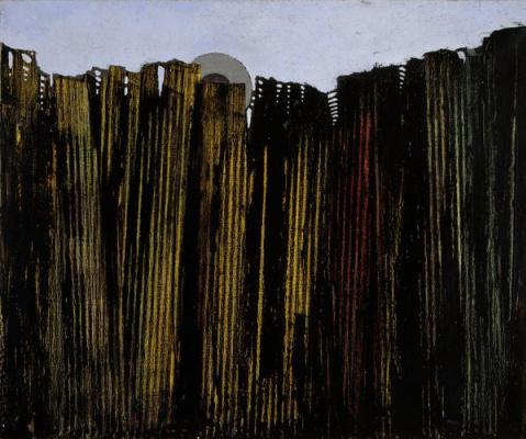 Max Ernst. Forest
