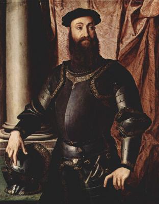 Agnolo Bronzino. Stefano Colonna