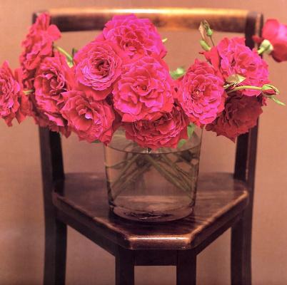 Мария Робледо. Насыщенные розы