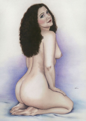 Ким Харлоу. Фиолетовый шепот